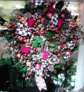 Capture McKenzie Child Wreath