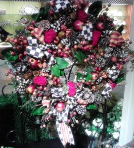 Capture McKenzie Child Wreath