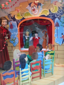 Macy's WIndows in Chicago 2012