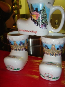 Christkindlemarket collector cup