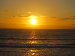 Del Mar Sunset 2014