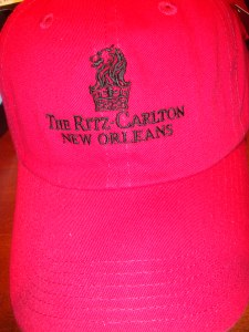 Ritz Carlton in New Orleans