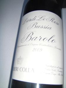 Tre Bicchieri 2014 Chicago; Barolo