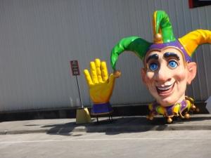 New Orleans Mardi Gras Museum