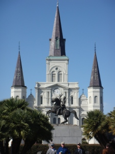 New Orleans St. Louis Cathedral 2014