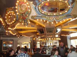 New Orleans Hotel Monteleone Carosel Bar