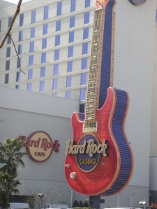 Hard Rock Casino in Biloxi Mississippi