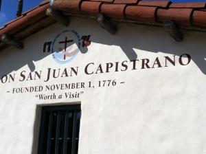 San Juan Capistrano in Orange County California