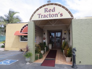 Red Tracton's in Del Mar