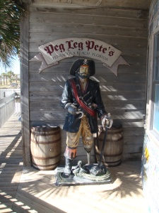 Peg Leg Pete's in Pensacola Beach Florida