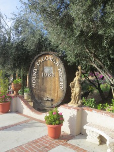 Mount Palomar Winery in Temecula