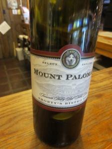 Mount Palomar Winery in Temecula