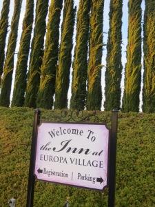 Inn at Europa Village in Temecula