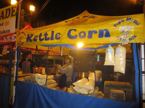 Street Food Kettle Corn