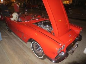 Temecula Classic Car Show 1962 Corvette one of 14,500 made