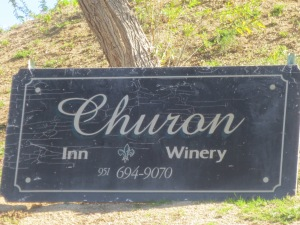 Churon Winery in Temecula