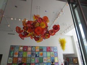 Dale Chihuly Gallery in Las Vegas
