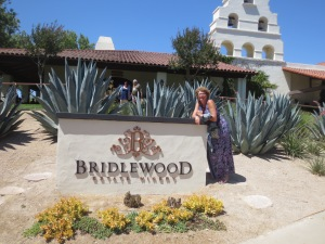 Have a Vino con Vista at Bridlewood Winery in Santa Barbara