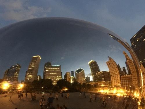 Chicago Loop 2015 Statues 063