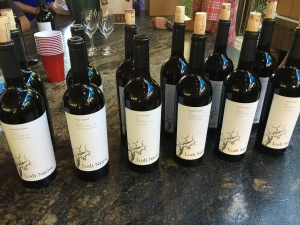 The six premier Lodi Native Wines