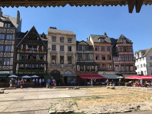 Rouen Town Square