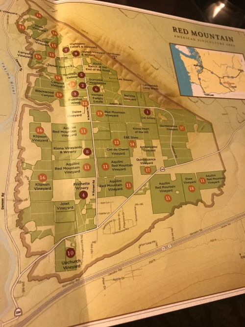 Visit Red Mountain AVA Wineries in Washington State for the Perfect