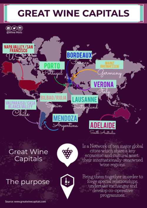Image result for great wine capitals The Best Of Wine Tourism bordeaux